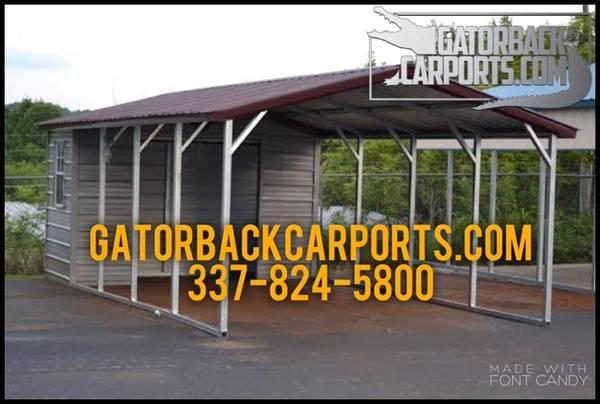 Winter Sale Fast Service Garages, Carports, Barns, RV Cover